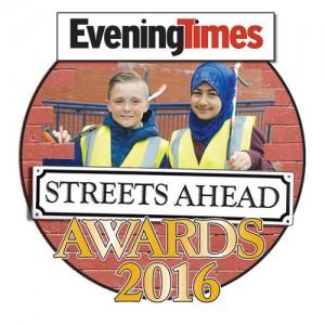 Streets Award logo 2015